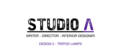 Design #2 - Tripod Lamps - Where Are The Nice Ones?